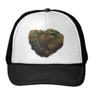 WEED/KUSH HEART CAP