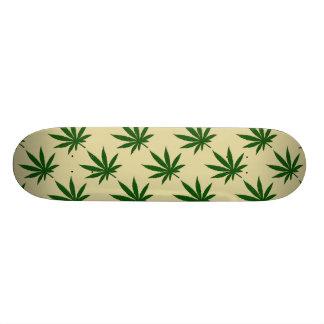 Weed Leaf Skate Boards