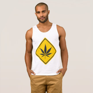 WEED SIGN TANK TOP