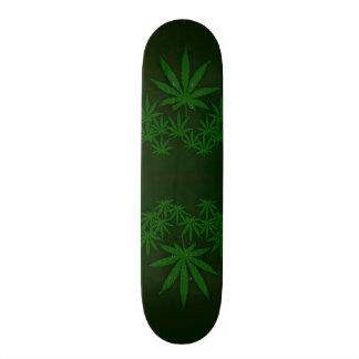 Weed Skate Board