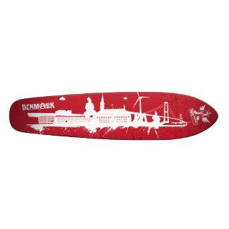 WeeDKskate 18.1 Cm Old School Skateboard Deck