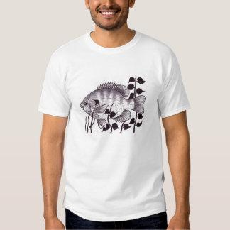 weedline bluegill t-shirts