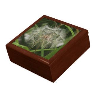 Weeds in my Flower Bed Keepsake Box