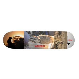 WEEEE - Meerkat Skateboard