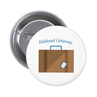 Weekend Getaway Pins
