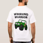 Weekend Warrior Off Road T Shirt