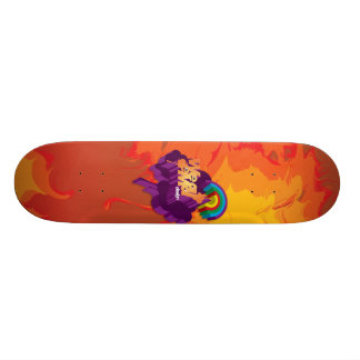 WeeMad Design Board Skateboard