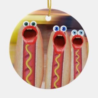 Weenie People Christmas Ornament