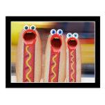 Weenie People Postcard