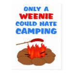 Weenies Hate Camping