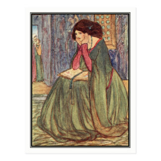 Weeping Princess by Florence Harrison Postcard
