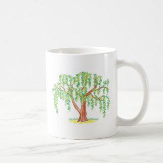 Weeping Willow Art Coffee Mug