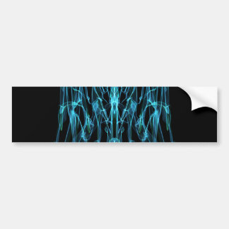 WEEPING WILLOW DIGITAL ART BACKGROUNDS ABSTRACT RA BUMPER STICKERS
