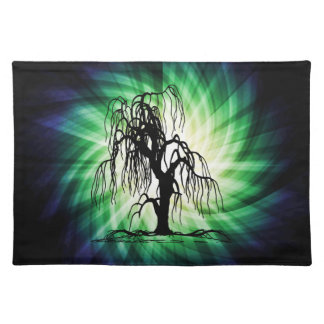 Weeping Willow Tree Place Mats