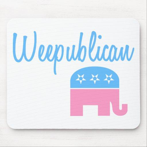 Weepublican (Blue)