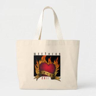 Weetacon VII Large Tote Bag
