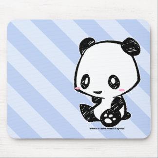 Weetle Panda Mouse Mat