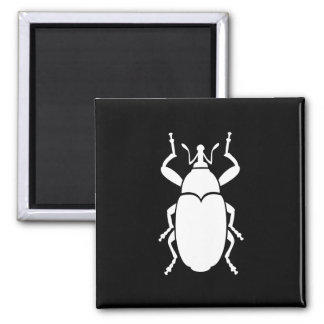 Weevil Square Magnet