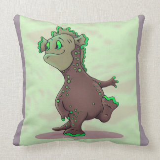 WEEWITT ALIEN THROW PILLOW 20 X 20
