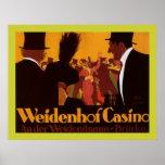 Weidenhof Casino Poster