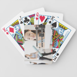 Weigh-In Bicycle Playing Cards