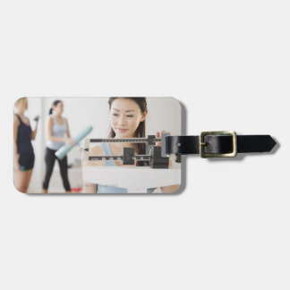 Weigh-In Luggage Tag