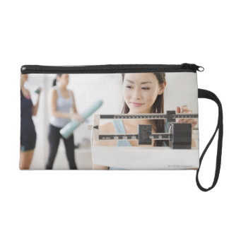 Weigh-In Wristlet