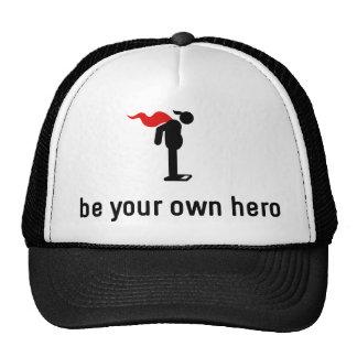 Weighing Hero Cap