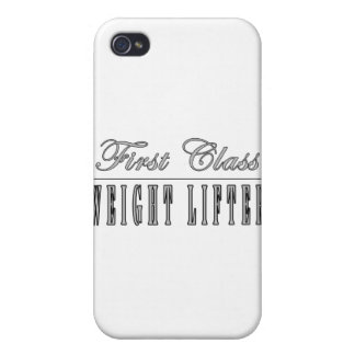 Weight Lifters First Class Weight Lifter Covers For iPhone 4