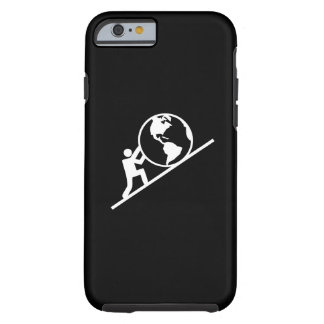 Weight of the World Pictogram iPhone 6 Case