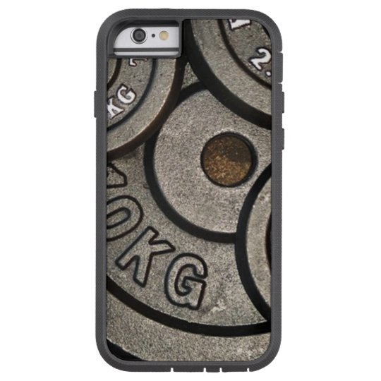 Weight Plate Phone Case