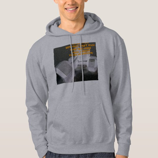 Weight Upon The Lord. Hoodie