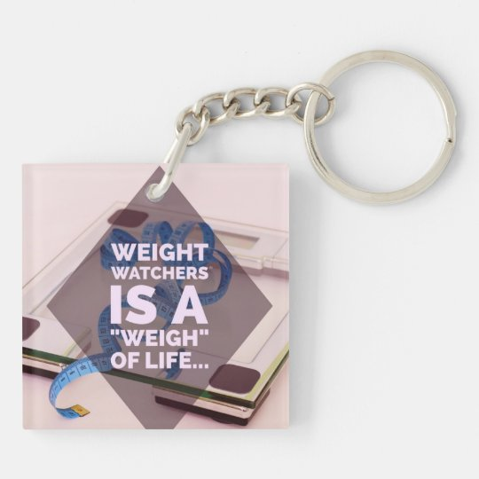 Weight Watchers is a Weigh of Life Key