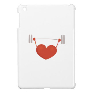 Weightlifting Heart iPad Mini Cover