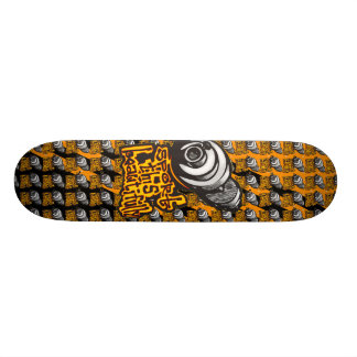 Weightlifting Skateboard Decks