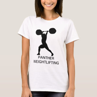 Weightlifting team T-Shirt