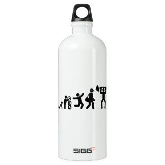 Weightlifting Water Bottle