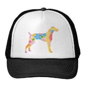 Weimaraner Mesh Hat