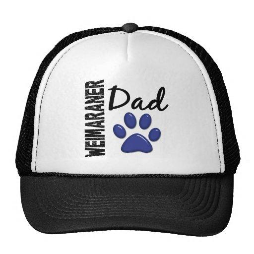 Weimaraner Dad 2 Hat