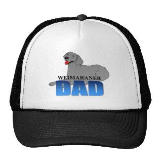 Weimaraner Dad Trucker Hat
