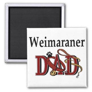 Weimaraner Dad Gifts Magnet