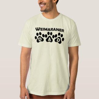 Weimaraner Dad T-Shirt