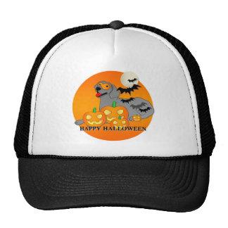 Weimaraner Dog Halloween Trucker Hat