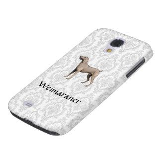 Weimaraner Galaxy S4 Case