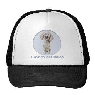 Weimaraner Granddog Cap