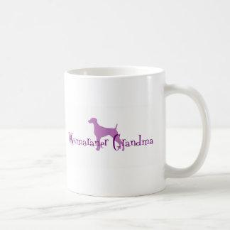 Weimaraner Grandma Coffee Mug