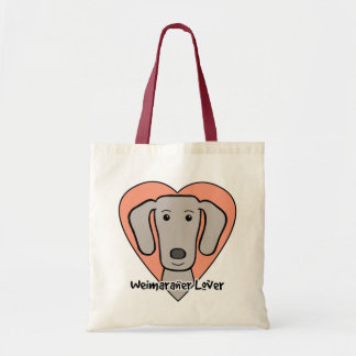 Weimaraner Lover Tote Bag