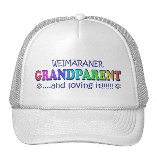 WEIMARANER MESH HATS