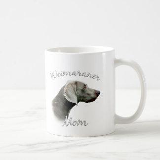 Weimaraner Mom 2 Mugs