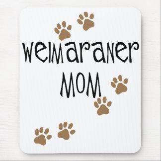 Weimaraner Mom Mouse Mat